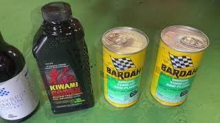 バーダル添加剤
